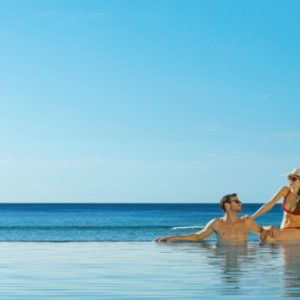 Luxury Mexico Holiday Packages Dreams Huatulco Pool 4