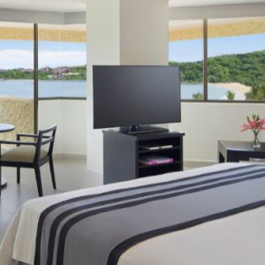 Luxury Mexico Holiday Packages Dreams Huatulco Preferred Club Junior Suite With Jacuzzi