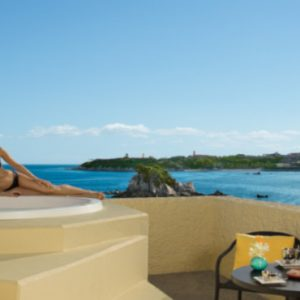 Luxury Mexico Holiday Packages Dreams Huatulco Preferred Club Junior Suite With Jacuzzi3