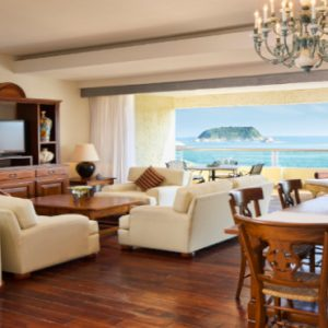 Luxury Mexico Holiday Packages Dreams Huatulco Preferred Club Presidential Suite1