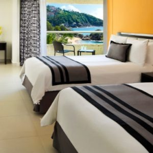 Luxury Mexico Holiday Packages Dreams Huatulco Resort And Spa Deluxe Partial Ocean View1