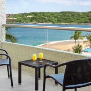 Luxury Mexico Holiday Packages Dreams Huatulco Resort And Spa Deluxe Partial Ocean View2