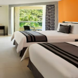 Luxury Mexico Holiday Packages Dreams Huatulco Resort And Spa Deluxe Tropical View2