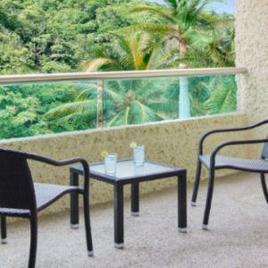 Luxury Mexico Holiday Packages Dreams Huatulco Resort And Spa Deluxe Tropical View3