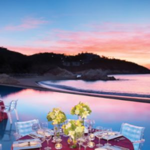 Luxury Mexico Holiday Packages Dreams Huatulco Sunset
