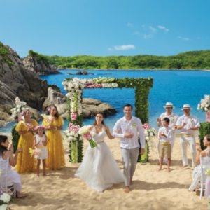 Luxury Mexico Holiday Packages Dreams Huatulco Wedding