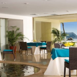 Luxury Mexico Holiday Packages Dreams Huatulco World Cafe