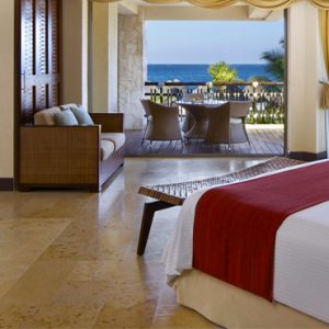 Luxury Mexico Holiday Packages Dreams Riviera Cancun Resort And Spa Mexico Preferred Club Ocean Front Governor Suite