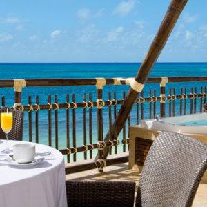 Luxury Mexico Holiday Packages Dreams Riviera Cancun Resort And Spa Mexico Preferred Club Ocean Front Master Suite 2