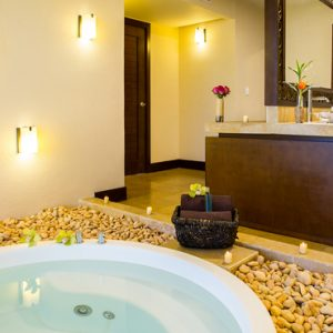 Luxury Mexico Holiday Packages Dreams Riviera Cancun Resort And Spa Mexico Preferred Club Ocean Front Presidential Suite 4