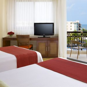 Luxury Mexico Holiday Packages Dreams Riviera Cancun Resort And Spa Mexico Preferred Club Ocean View 2