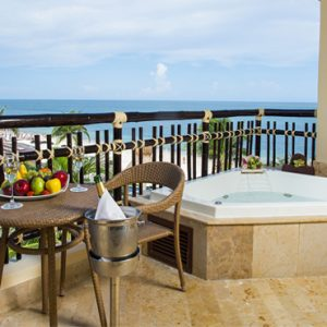 Luxury Mexico Holiday Packages Dreams Riviera Cancun Resort And Spa Mexico Preferred Club Ocean View 7