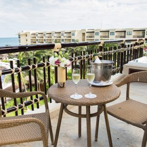 Luxury Mexico Holiday Packages Dreams Riviera Cancun Resort And Spa Mexico Preferred Club Ocean View And Pool Front 5