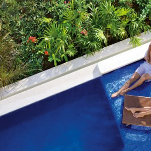 Luxury Mexico Holiday Packages Dreams Riviera Cancun Resort And Spa Mexico Preferred Club With Plunge Pool 3