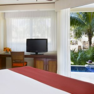 Luxury Mexico Holiday Packages Dreams Riviera Cancun Resort And Spa Mexico Preferred Club With Plunge Pool 4
