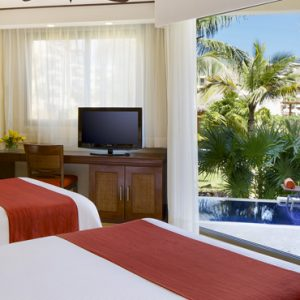 Luxury Mexico Holiday Packages Dreams Riviera Cancun Resort And Spa Mexico Preferred Club With Plunge Pool 6