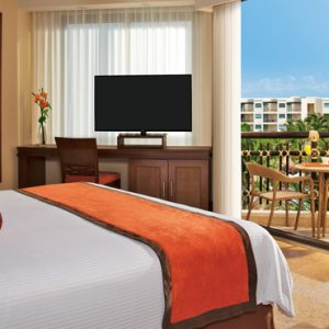 Luxury Mexico Holiday Packages Dreams Riviera Cancun Resort And Spa Mexico Premium Deluxe Garden And Tropical View
