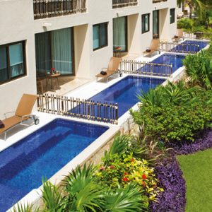 Luxury Mexico Holiday Packages Dreams Riviera Cancun Resort And Spa Mexico Premium Deluxe With Plunge Pool 3