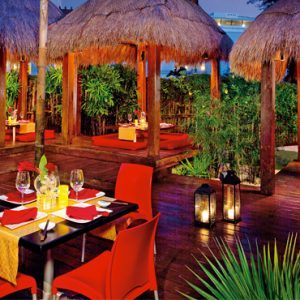 Luxury Mexico Holiday Packages Dreams Riviera Cancun Resort And Spa Mexico Dining