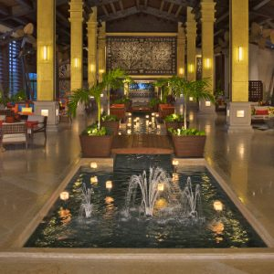 Luxury Mexico Holiday Packages Dreams Riviera Cancun Resort And Spa Mexico Lobby