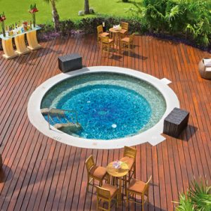 Luxury Mexico Holiday Packages Dreams Riviera Cancun Resort And Spa Mexico Pool 3