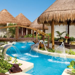Luxury Mexico Holiday Packages Dreams Riviera Cancun Resort And Spa Mexico Spa 2
