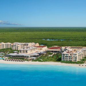 Luxury Mexico Holiday Packages Now Jade Riviera Cancun Ariel View
