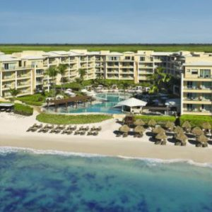 Luxury Mexico Holiday Packages Now Jade Riviera Cancun Ariel View1