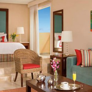 Luxury Mexico Holiday Packages Now Jade Riviera Cancun Family Suite Tropical View
