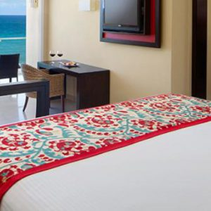 Luxury Mexico Holiday Packages Now Jade Riviera Cancun Junior Suite Ocean Front View