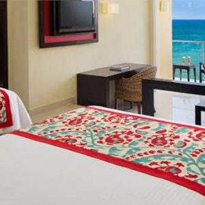 Luxury Mexico Holiday Packages Now Jade Riviera Cancun Junior Suite Ocean Front View1