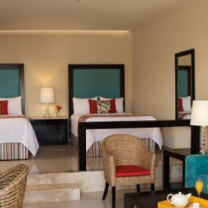 Luxury Mexico Holiday Packages Now Jade Riviera Cancun Junior Suite Ocean Front View2