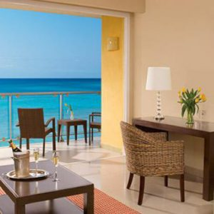 Luxury Mexico Holiday Packages Now Jade Riviera Cancun Junior Suite Ocean Front View4