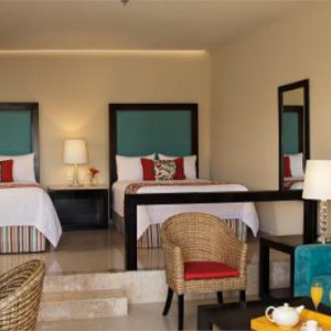 Luxury Mexico Holiday Packages Now Jade Riviera Cancun Junior Suite Tropical View1