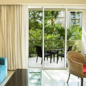 Luxury Mexico Holiday Packages Now Jade Riviera Cancun Junior Suite Tropical View2