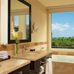 Luxury Mexico Holiday Packages Now Jade Riviera Cancun Junior Suite Tropical View3