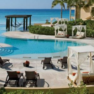 Luxury Mexico Holiday Packages Now Jade Riviera Cancun Pool