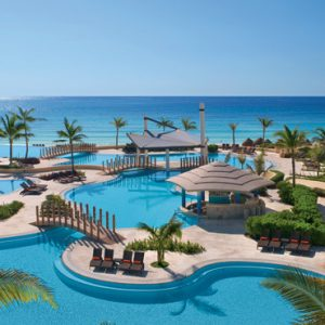 Luxury Mexico Holiday Packages Now Jade Riviera Cancun Pool1