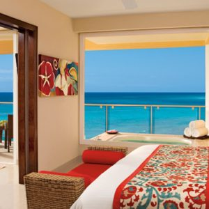 Luxury Mexico Holiday Packages Now Jade Riviera Cancun Preferred Club Suite Ocean Front View