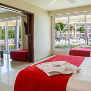 Luxury Mexico Holiday Packages Now Jade Riviera Cancun Preferred Club Suite Ocean View2