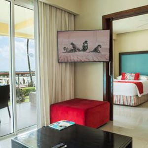 Luxury Mexico Holiday Packages Now Jade Riviera Cancun Preferred Club Suite Ocean View4