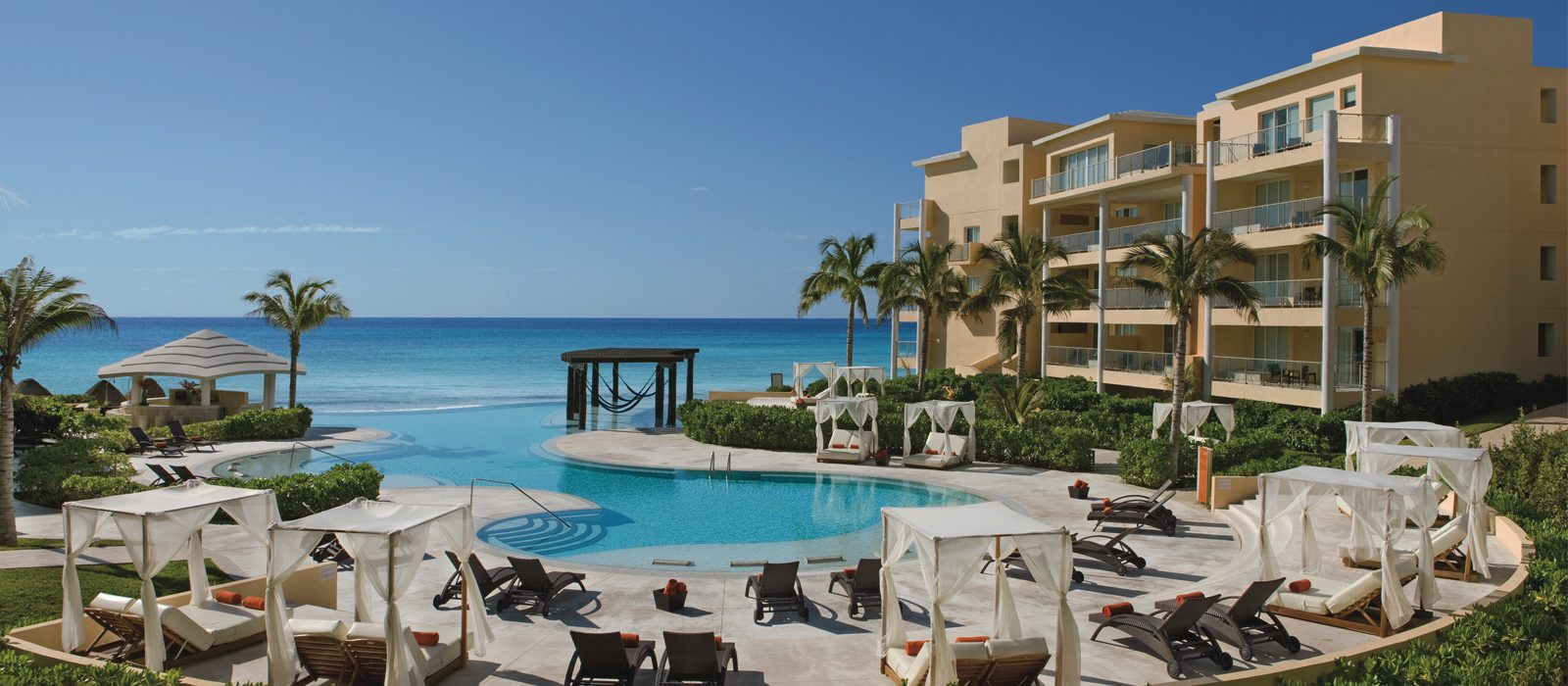 Luxury Mexico Holiday Packages Now Jade Riviera Cancun Header