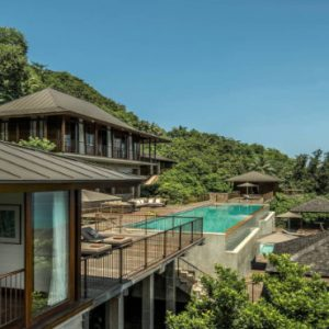 Luxury Seychelles Holiday Packages Four Seasons Seychelles Four Bedroom Residence Villa 3