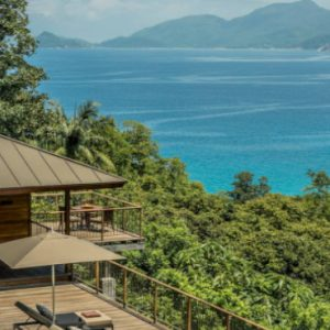 Luxury Seychelles Holiday Packages Four Seasons Seychelles Four Bedroom Residence Villa 4