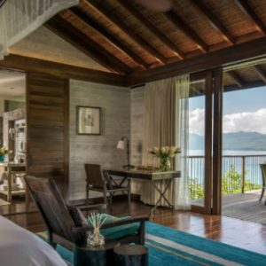 Luxury Seychelles Holiday Packages Four Seasons Seychelles Four Bedroom Residence Villa 5