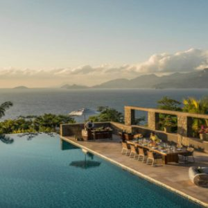 Luxury Seychelles Holiday Packages Four Seasons Seychelles Four Bedroom Residence Villa 6