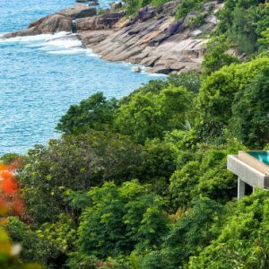 Luxury Seychelles Holiday Packages Four Seasons Seychelles Hilltop Ocean View Villa 2
