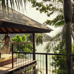 Luxury Seychelles Holiday Packages Four Seasons Seychelles Ocean View Villa 1