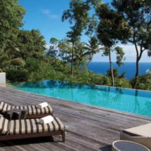 Luxury Seychelles Holiday Packages Four Seasons Seychelles Three Bedroom Residence Villa 3