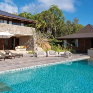 Luxury Seychelles Holiday Packages Four Seasons Seychelles Three Bedroom Residence Villa 4